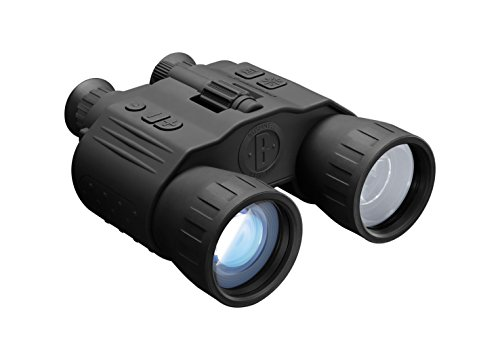 Bushnell 260501 Equinox Series 6L Night Vision Z Digital Binocular Box, 4 X 50, Black
